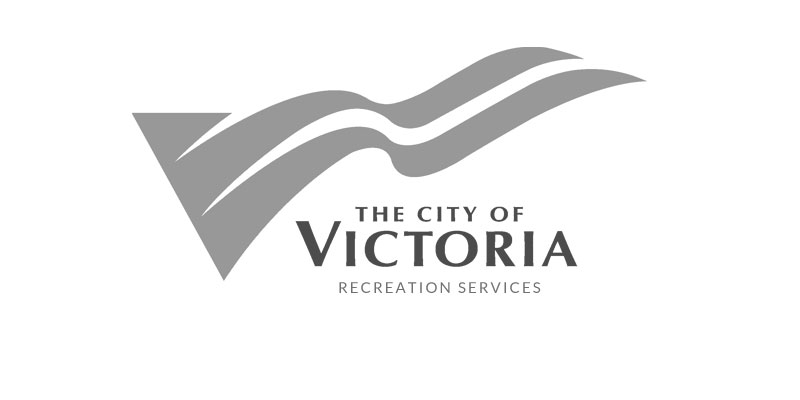The City of Victoria, recreation services (logo)