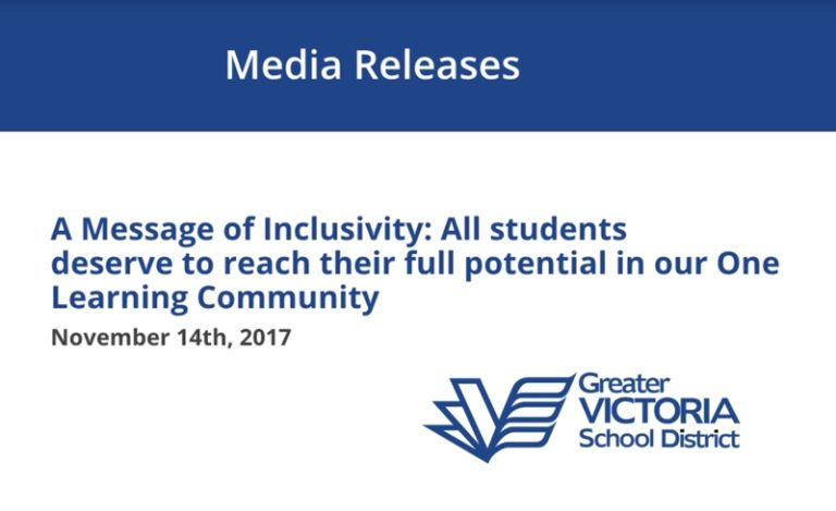 Ambit to lead training for Greater Victoria School District