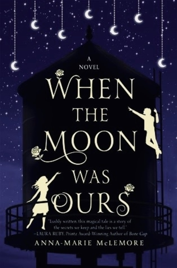 Book Cover - a silhouetted tower with a starlit sky in the background.