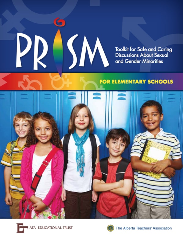 Cover page of PRISM Toolkit