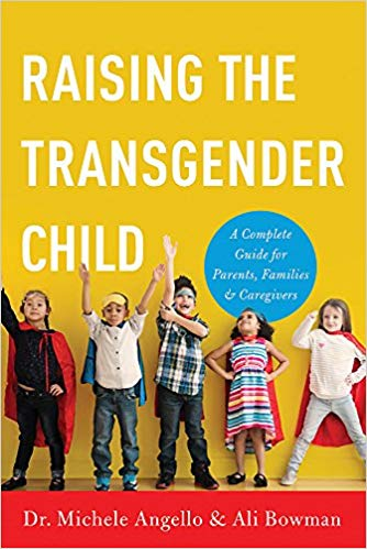 Book Cover - Children with various gender expressions wearing capes and masks on yellow background