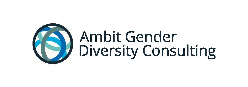 Ambit Gender Diversity Training Logo.